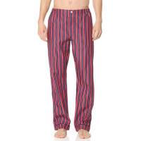 Sleepy JonesMarcel University Stripe Pajama Pants - Red/Navy/White