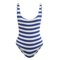 Solid & StripedTHE ANNEMARIE Badedrakt blue/cream