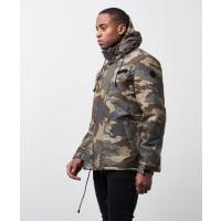 SomewearPat jacket Camo