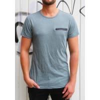 SomsT-Shirts Tech Zip Tee