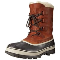 SorelCaribou - Botas de nieve para hombre, color Marrón (Braun (Bruno 256))