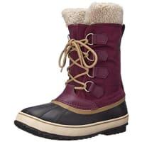 SorelWinter Carnival - Stivali da Neve Donna, Viola (Purple Dahlia/Black 562Purple Dahlia/Black 562), 37 EU