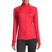SpanxContour Full-Zip Jacket, Red