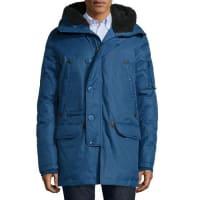 SpiewakTech N3-B Snorkel Hooded Coat, Blue