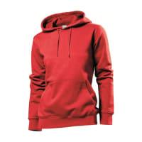 StedmanSweatshirt Hooded Women Red