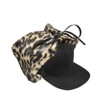 Stella McCartneyLEOPARD HAT