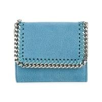 Stella McCartneySmall Falabella Flap wallet