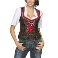 StockerpointWomens Mieder Ramona Blouse for Tradition Costume