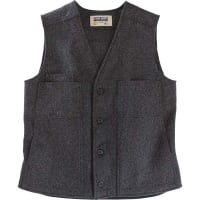 Stormy KromerThe Button VestCharcoal - Medium