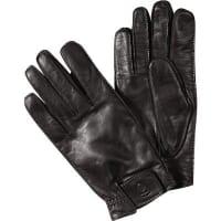 Strellson PremiumHerren strellson Handschuhe Rindleder Strickfutter dunkelbraun