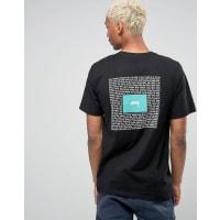StüssyT-Shirt With Chapters Back Print - Black