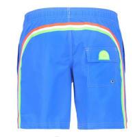 Sundekelastic waist long board shorts