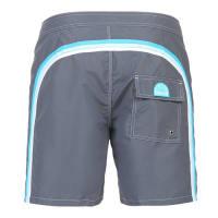 Sundekfixed waistband long board shorts