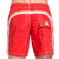Sundeklong swim shorts elasticated waistband