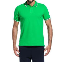 Sundekpique cotton brice polo shirt