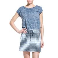 Sundekstriped tracy dress