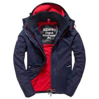 SuperdryBlouson Pop Zip Hood Arctic Windcheater mit Kapuze