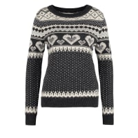 SuperdryFAIRISLE Maglione charcoal