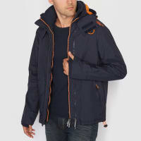 SuperdryJasje met kap Pop Zip Hood Arctic Windcheater