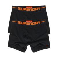SuperdryDoppelpack Sport Boxershorts