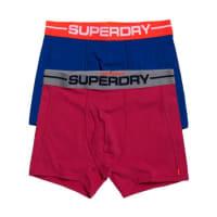SuperdryDoppelpack Sports Boxershorts
