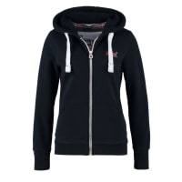 SuperdryTreningsjakke eclipse navy