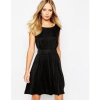 SupertrashDelora Dress With Belt - Black