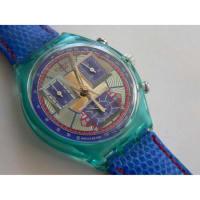 Swatch1993 Swatch Watch Chrono Echodeco Scn112