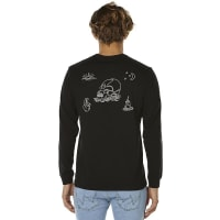 SwellSymbolic Ls Mens Tee Black