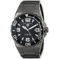 Swiss LegendMens 10008-GM-11 Expedition Analog Display Swiss Quartz Grey Watch