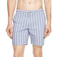 T. ChristopherNewport Stripe Swim Trunks