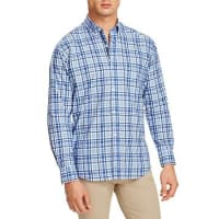 TailorbyrdTailorByrd Plaid Classic Fit Button-Down Shirt