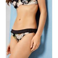 Ted BakerGem Gardens bikini bottoms Black