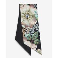 Ted BakerGem Gardens scarf Black