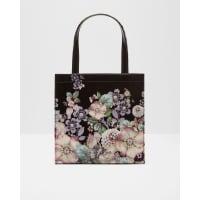 Ted BakerGem Gardens small shopper bag Black