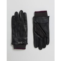 Ted BakerGloves in Leather - Black