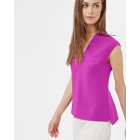 Ted BakerHigh neck top Purple