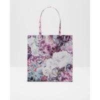 Ted BakerIlluminated Bloom large shopper bag Purple