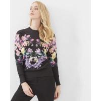 Ted BakerLost Gardens sweater Black