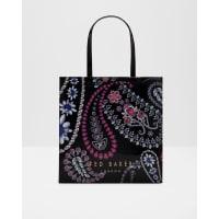 Ted BakerTreasured Trinkets large shopper bag Black