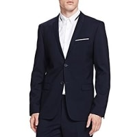 The KooplesComfort Twist Slim Fit Sport Coat
