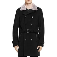 The KooplesThe Soft Military Coat