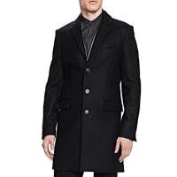 The KooplesTraditional Felt Coat