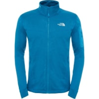 The North FaceHadoken Full Zip Jacket Men Banff Blue Dark Heather XL Fleecejacken