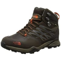 The North FaceHedgehog Hike Mid Gore-Tex - Scarpe Primi Passi uomo, MARRóN (MOREL BROWN/ORANGE RUST _ GRW), 45.5 EU