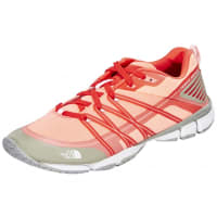 The North FaceLitewave Ampere Shoes Women neon peach/tropical coral 37,5 Trekkingschuhe
