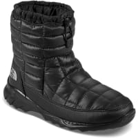 The North FaceMens Thermoball Bootie II - Shiny Tnf Black/Tnf Black / 10 / M