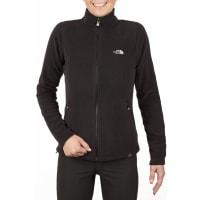 The North FaceOutdoorjacke »100 Glacier Full Zip Fleece Women«, schwarz, schwarz