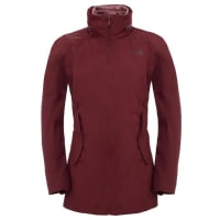 The North FaceThe North Face Brownwood Triclimate - Funktionsjacke für Damen - Rot