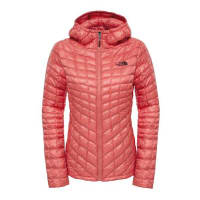 The North FaceThe North Face Thermoball - Funktionsjacke für Damen - Rot The North Face
